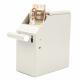 Cash-box 2-delig wit Toac408W